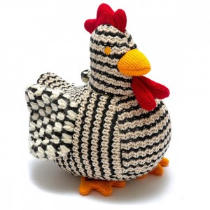 chirpy chicken soft toy