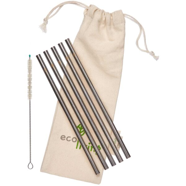 reusable staainless steel straws